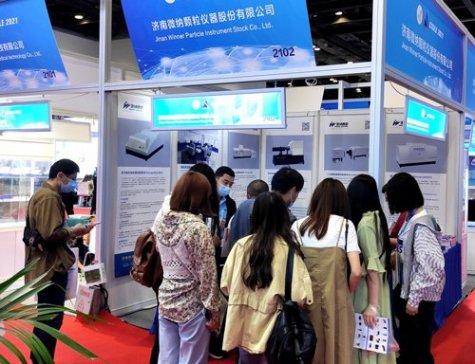新气象 新展望 微纳颗粒亮相十九届中国科仪展(CISILE2021)