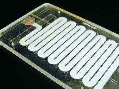 陶瓷微反应器在重整制氢中的应用
