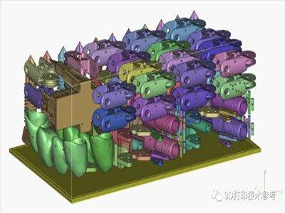 基于立体光刻的超精密金属3D打印技术