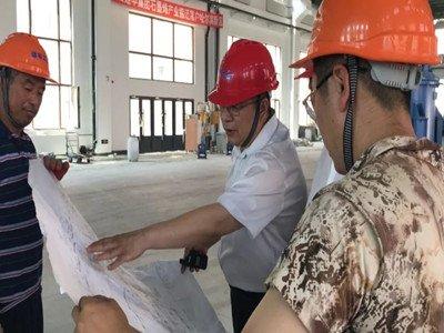 三百吨级石墨烯生产线落户新区 龙江碳谷产业园年底投用