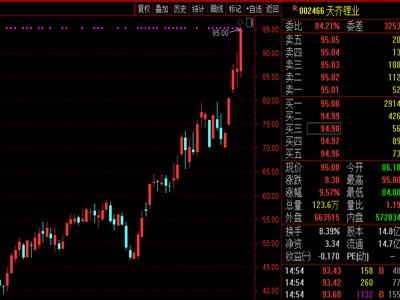 天齐锂业逆市大涨收盘价创新高!一董事宣布提前终止减持!