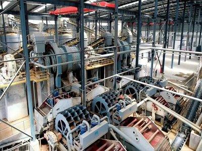 五莲县:风化岩花岗岩制砂日产1万吨!钾钠长石生产线年产50万吨!