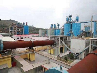 陕西铜川年产10万吨纳米级碳酸钙扩建项目将于8月底试生产