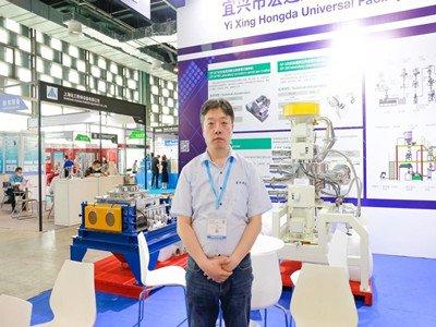 有关气流粉碎机的应用与创新 ——访宜兴市宏达通用设备有限公司李剑总经理