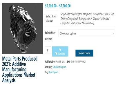 2030年金属3D打印服务市场将达500亿美元