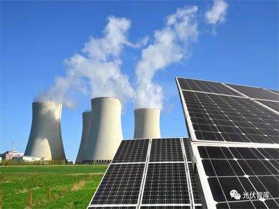 清洁能源供给能力持续扩大,30年后光伏或将成为中国第一大电源