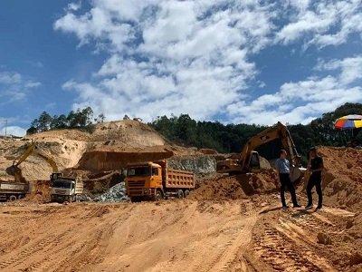福建武平高岭土精深加工项目11月竣工投产