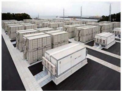 巴斯夫公司部署的950kW/5.8MW钠硫电池储能项目投运