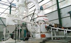 5R雷蒙磨小型雷蒙磨粉机矿石磨粉设备的图片