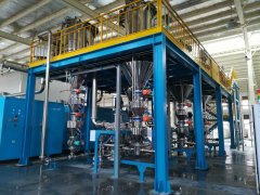 磷酸铁锂粉碎/烘干生产线