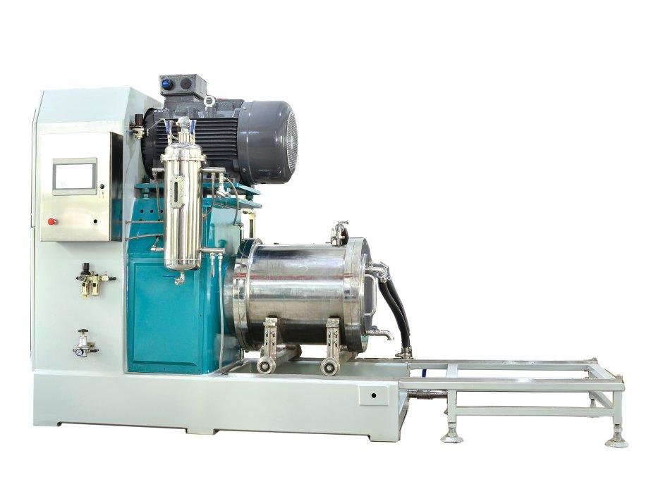 钛酸锂90L砂磨机的图片