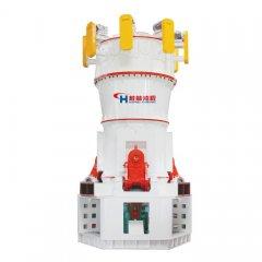 HLMX超细立磨,磨粉机碳酸钙重晶石超细立式磨粉机的图片