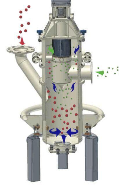 碳化钨专用粉碎机的图片