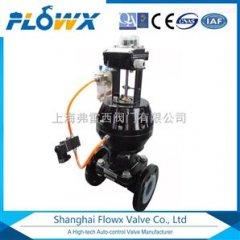 FLOWX意大利进口气动双作用隔膜阀