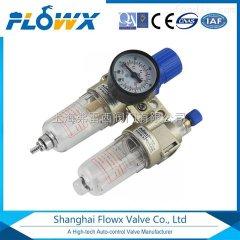 附件气源处理器,FLXY-2二联件,残渣过滤减压阀