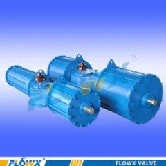 意大利AW气缸,大扭矩双活塞双气缸,弹簧复位大扭矩气缸,