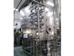 氢氧化锂盘式干燥机工程