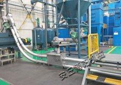 化肥管链式输送机、管链式提升机无污染