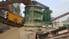 智能环保甩锤磨高效制砂机的图片