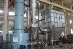 二氧化钛烘干机 硫酸钡烘干专用闪蒸干燥机