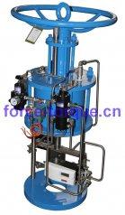 HPL气动执行器的图片