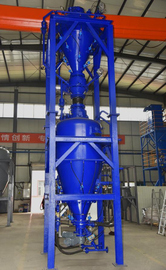 串罐旋转给料泵的图片