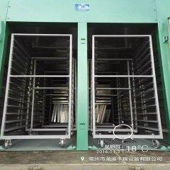 龙溪干燥制作热风烘箱   粉体设备专用静态烘干机