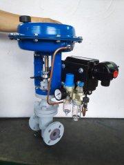 进口薄膜低温调节阀微量调节阀不锈钢气动调节阀门 优质气动薄膜调节阀
