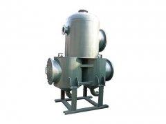 自动放水滤液缸