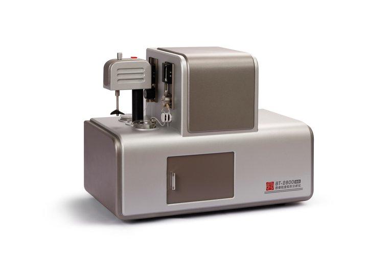 BT-2800动态图像粒度粒形分析系统的图片