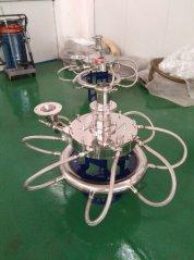 TQP-500型气全陶瓷扁平式气流粉碎机