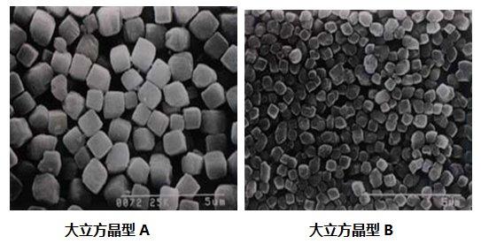 晶体结构 多面体 透明