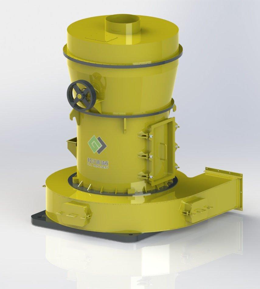 4R3216磨粉机 高产量设备的图片