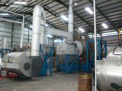 高产量 活性炭生产线成套设备的图片