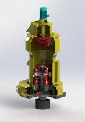新型 高压磨粉机 产量高 设备稳定的图片