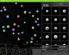 飞纳台式扫描电镜颗粒统计分析测量系统的图片