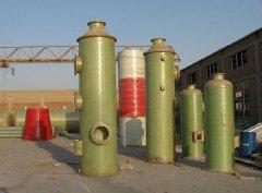 水式脱硫除尘器
