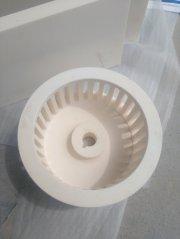 粉碎机陶瓷配件 分级叶轮的图片