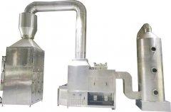石墨微波高温过滤脱硫设备的图片