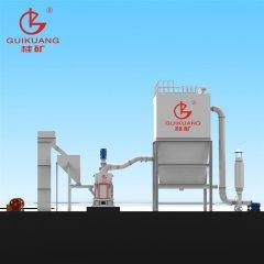 桂林矿山机械厂超细高压雷蒙机