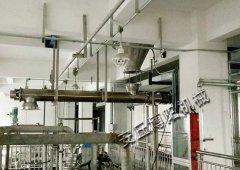 水泥粉螺旋输送机、水泥螺旋输送机械的图片