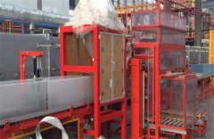 炭化窑自动装卸料系统