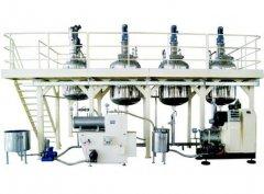环保农药水悬浮剂一体化成套设备的图片