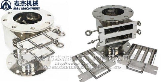除铁器;除铁机;抽屉式除铁器;磁选器;磁拦的图片