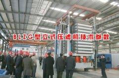 BLZG型立式压滤机的图片