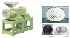 SET系列双螺杆挤压造粒机的图片