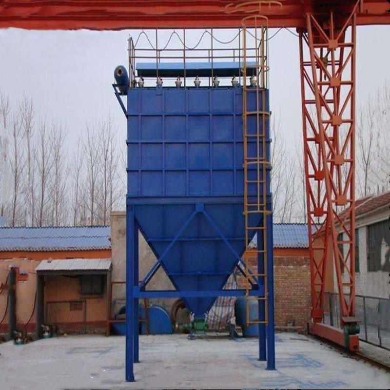 仓顶除尘器工作原理     布袋仓顶除尘器工作原理:焊接法兰与水泥仓