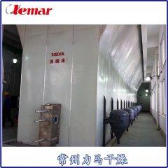 硫酸钠卧式沸腾干燥机的图片