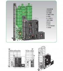 AJF-5 集装箱式特种砂浆生产设备的图片