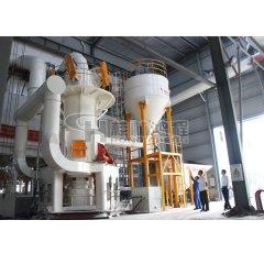 煤粉磨煤机立磨水泥立式磨粉机HLM郑州立式磨的图片